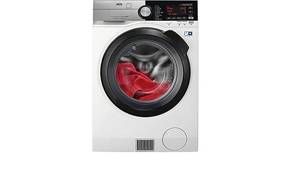AEG L9WBC61B Independiente Carga frontal A Blanco lavadora ...