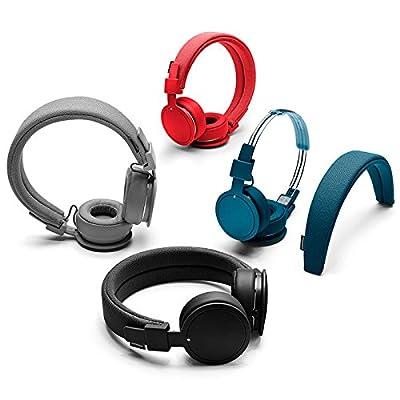 Urbanears 04091045 Plattan ADV Headphones, Dark Grey