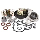 95-05 Chrysler Dodge Mitsubishi 2.5 SOHC 24V EEB / 3.0 SOHC 24V 6G72 Timing Belt Kit w/ Hydraulic Tensioner Water Pump
