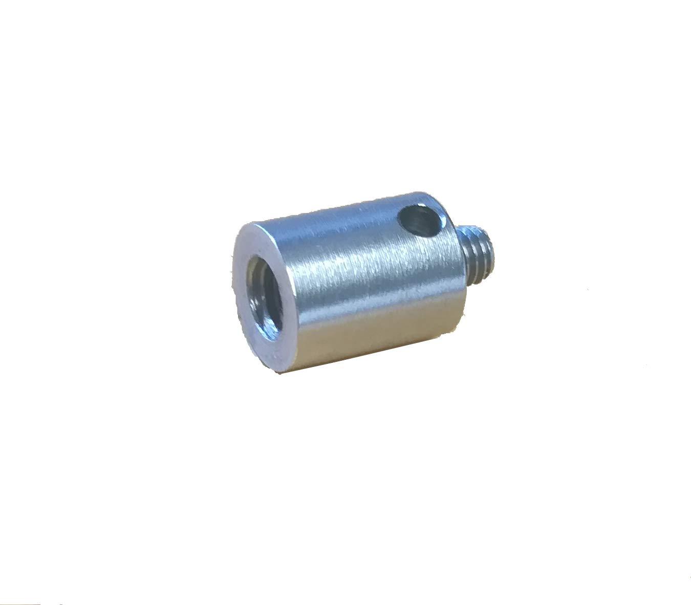 CMM Probe Thread Adapter M3 Outer Thread Shank To M4 Inner Thread