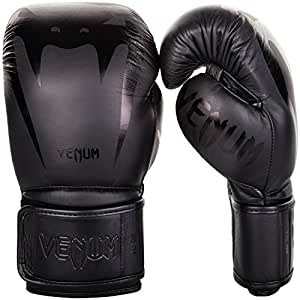 Venum Giant 3.0 Boxing Gloves - 10 oz, Black/Black, 10 oz