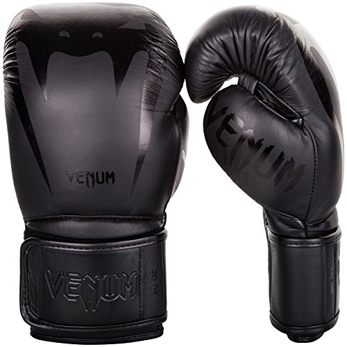 - Venum Giant 3.0 Boxing Gloves - 16 oz, Black/Black, 16 oz