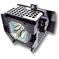 Electrified UX-21516 LP-700 Replacement Lamp with Housing for Hitachi TVs