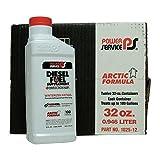 Power Service Diesel Fuel Supplement + Cetane Boost - 12/32oz. Bottles