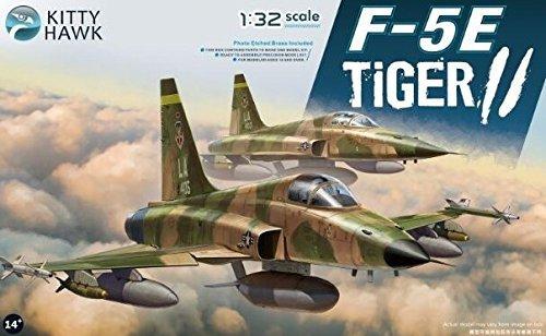 Kitty Hawk KH32018 1:32 F-5E Tiger II [MODEL BUILDING KIT]