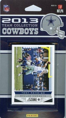 Panini 2013 Score NFL Team Set - Dallas Cowboys