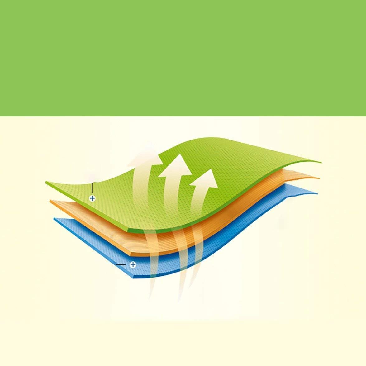 Yunshm Hand Drawn Tropical Cactus Pattern Trolley Handbag Waterproof Unisex Large Capacity For Business Travel Storage