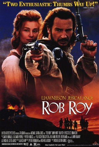 Rob Roy Circular Movie (27 x 40 Inches - 69cm x 102cm) (1995) (Style B)