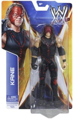 WWE Superstar 01 Kane Action Figurine catch