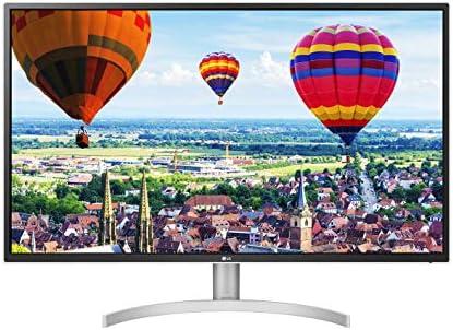 "LG 32QK500-C 32-Inch Class QHD LED IPS Monitor with Radeon FreeSync (31.5"" Diagonal) Silver"