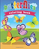Butterflies Coloring Book, Neil Masters, 1628846569