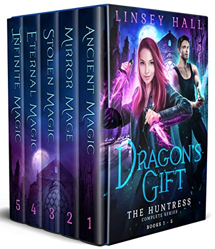 Valkyrie Cool - Dragon's Gift Complete Series: An Urban Fantasy Boxed Set