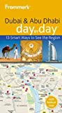 Frommer's Day by Day: Dubai & Abu Dhabi by Gavin Thomas front cover