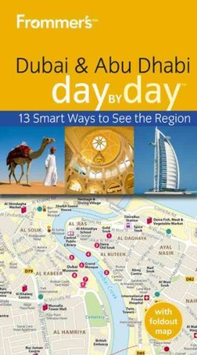 Frommer's Day by Day: Dubai & Abu Dhabi