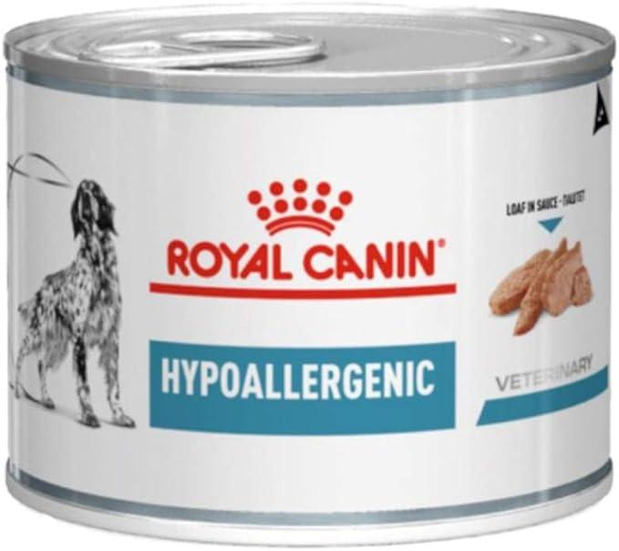 Royal Canin - Lata hipoalergénica para perro (12 x 200 g): Amazon.es: Productos para mascotas