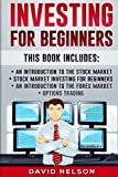 img - for Investing For Beginners: An Introduction to the Stock Market, Stock Market Investing for Beginners, An introduction to the Forex Market, Options Trading book / textbook / text book