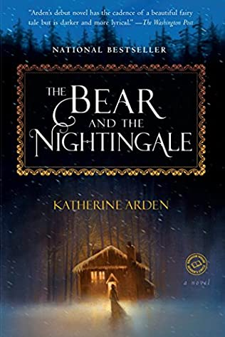 book cover of The Bear and the Nightingale