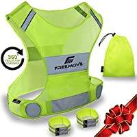 No.1 Reflective Vest Running Gear | YOUR BEST CHOICE TO...