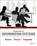 img - for Introduction to Information Systems 5e + WileyPLUS Registration Card book / textbook / text book