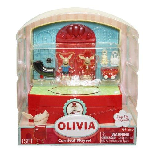 Olivia - Carnival Play Set - Doll Olivia Pig