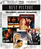 Best Picture Academy Award Winners (5-Film Collection) [Blu-ray]
