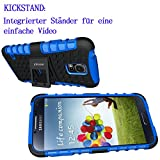 ykooe Samsung Galaxy S5 Case, (Armor Series) Galaxy