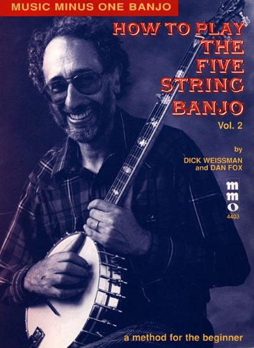 How to Play the Five String Banjo: Vol. 2
