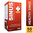 Redd Remedies - Adult Sinus Support, Natural Histamine Support for Sinus and Bronchial Health, 100 count