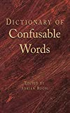 img - for Dictionary of Confusable Words book / textbook / text book