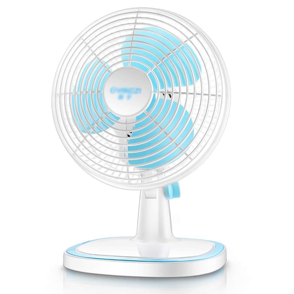 JJD 小型家庭用扇風機、床扇風機、卓上扇風機、静音扇風機。 B07S7TL7K8