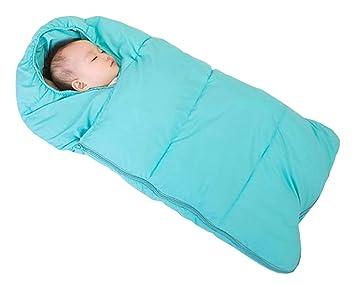 ML Edredón recién Nacido, Grueso Invierno e Invierno, Mono para niños y bebés, Saco de Dormir de algodón cálido para niños: Amazon.es: Deportes y aire libre