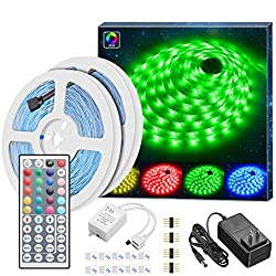 Image of the product Led Strip Lights Kit that is listed on the catalogue brand of MINGER.
