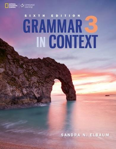 "grammar in context Teaching grammar in context: basic principles and concepts –""doing grammar"" dr timothy taylor the education university of hong kong department of english."