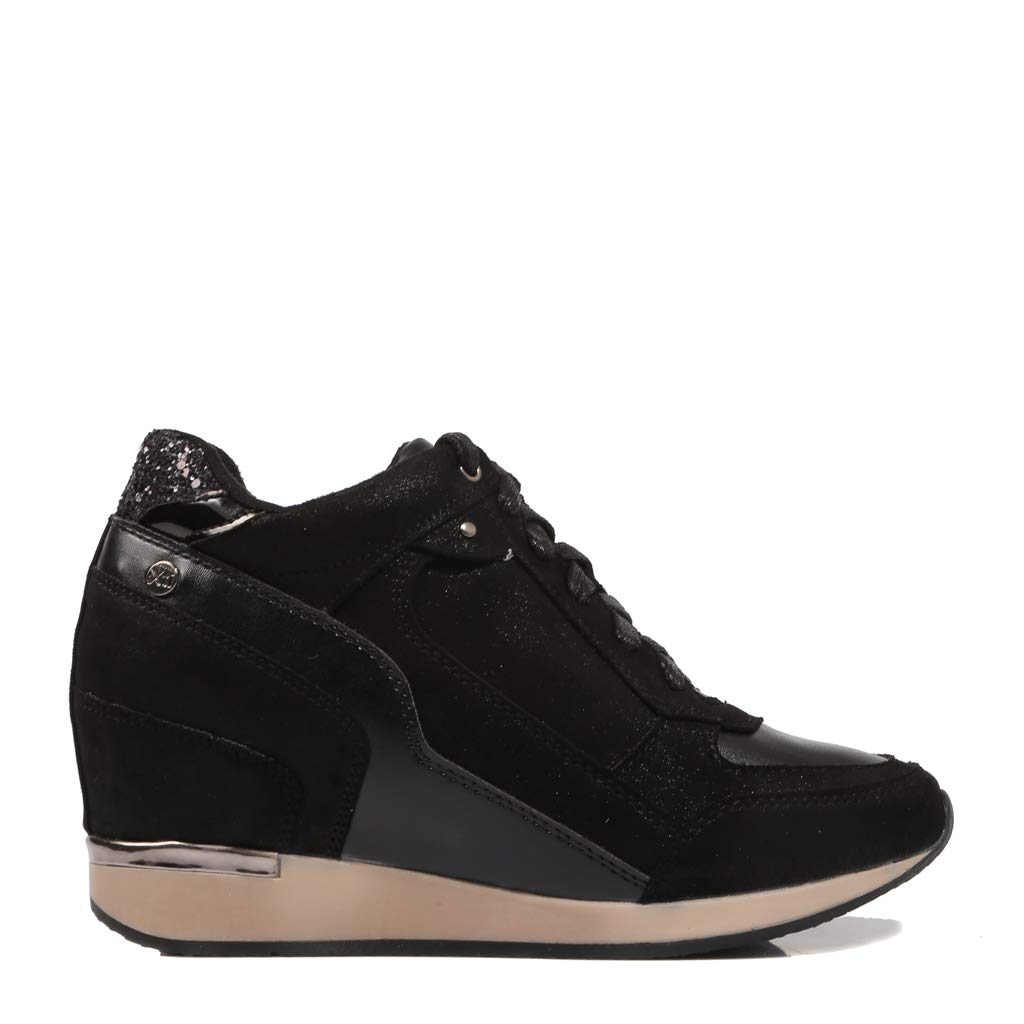 XTI 48261, Zapatillas Altas para Mujer