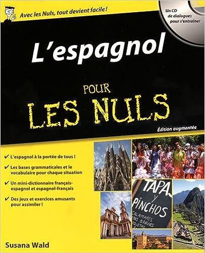 Livres Electroniques Amazon L Espagnol Pour Les Nuls 2e