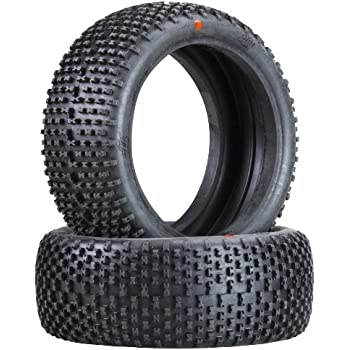 1//8 Scale Hot Bodies 67781 Megabite Tire Pink Buggy Set of 2