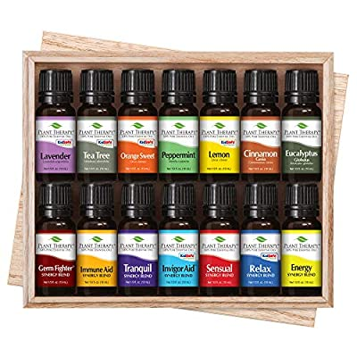 Plant Therapy 7 & 7 Gift Sets (7 Singles & 7 Synergies)