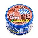 CIAO(チャオ) かつお&おかか(かつお節) 85g×24缶【まとめ買い】