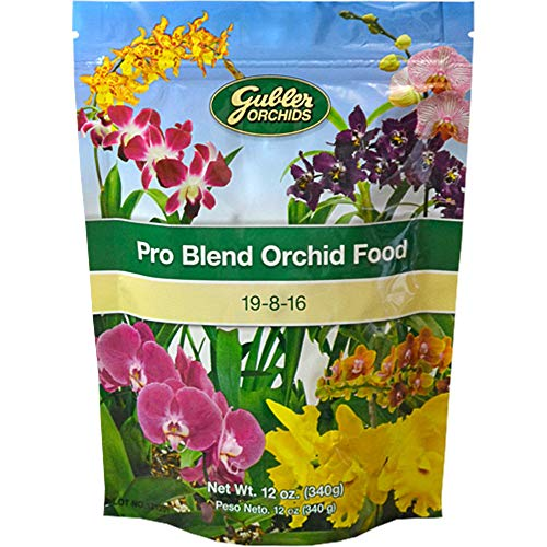 Pro Blend Orchid Food and Houseplants, Water Soluble