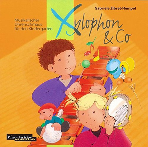 Xylophon & Co: Musikalischer Ohrenschmaus für den Kindergarten