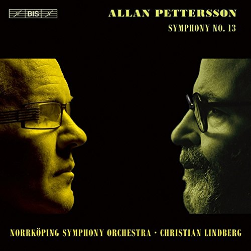PETTERSSON / NORRKOPING SYMPHONY ORCHESTRA