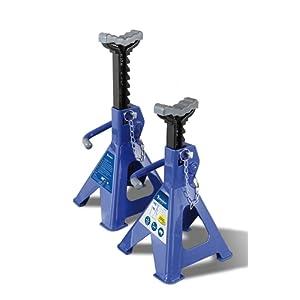 Michelin 92417/009557 Kit de chandelles de levage, capacité de levage de 2000 kg