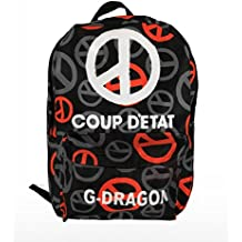 Mochila G-Dragon K-Pop Escolar