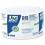 JOHNS MANVILLE INTL 90003719 R19 15'' x 39'2 Kraft Roll