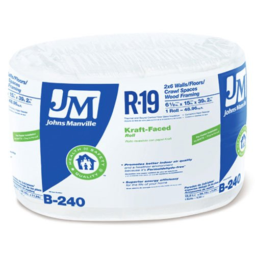 JOHNS MANVILLE INTL 90003719 R19 15'' x 39'2 Kraft Roll by JOHNS MANVILLE INTL