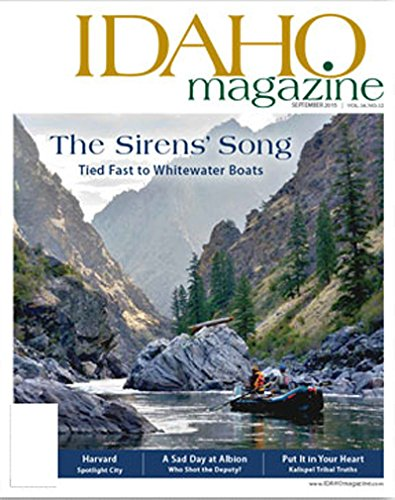 Subscribe to Idaho Magazine