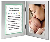 New Mom - To My Mommy On Our First Mother's Day - Touching Poem - Add Photo After Delivery
