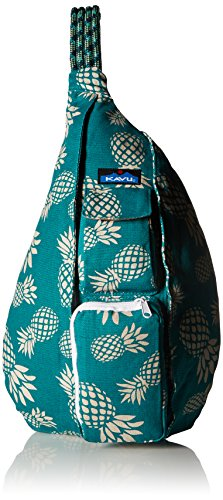 KAVU Rope Bag, Pineapple Passion, One -
