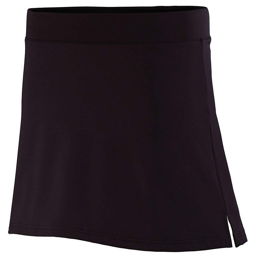 Augusta Sports Ladies Small Black Kilt