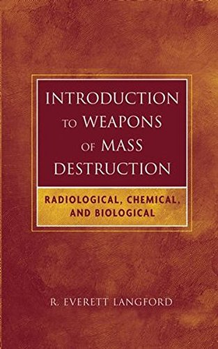 Introduction to Weapons of Mass Destruction: Radiological, Chemical, and Biological